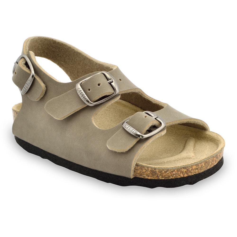 LAGUNA Kids sandals (23-29) - beige, 23