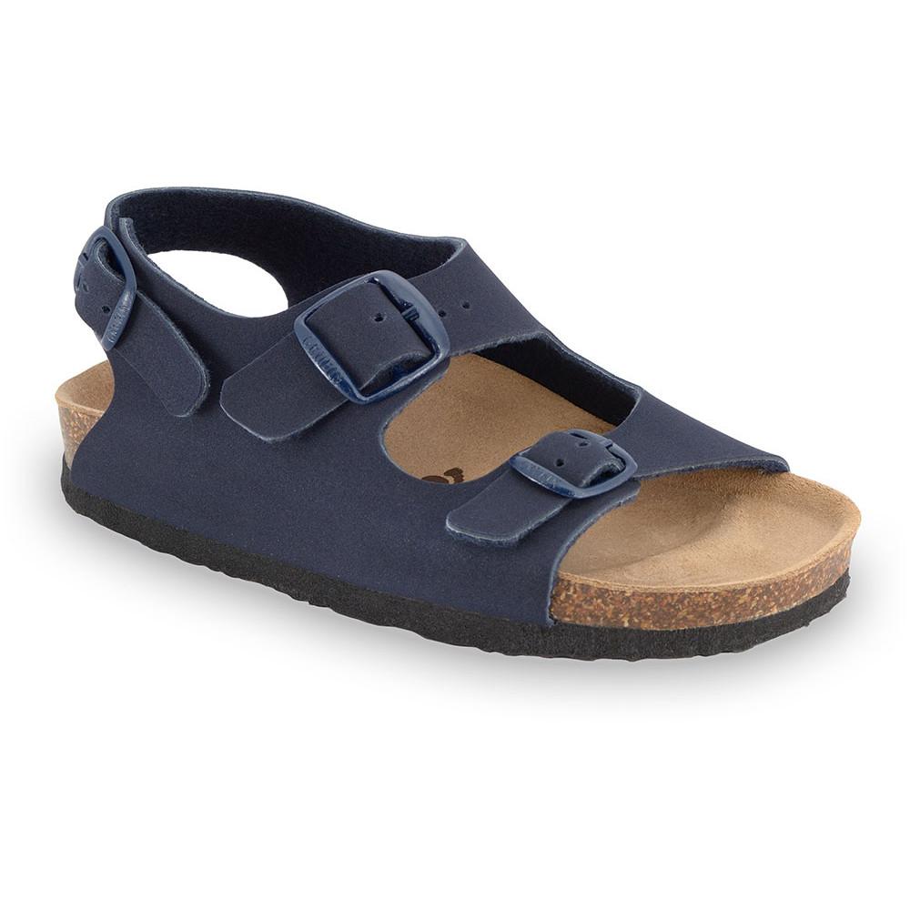 LAGUNA Kids sandals (30-35) - blue, 30