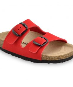 ARIZONA Kids slippers - leatherette (23-29)