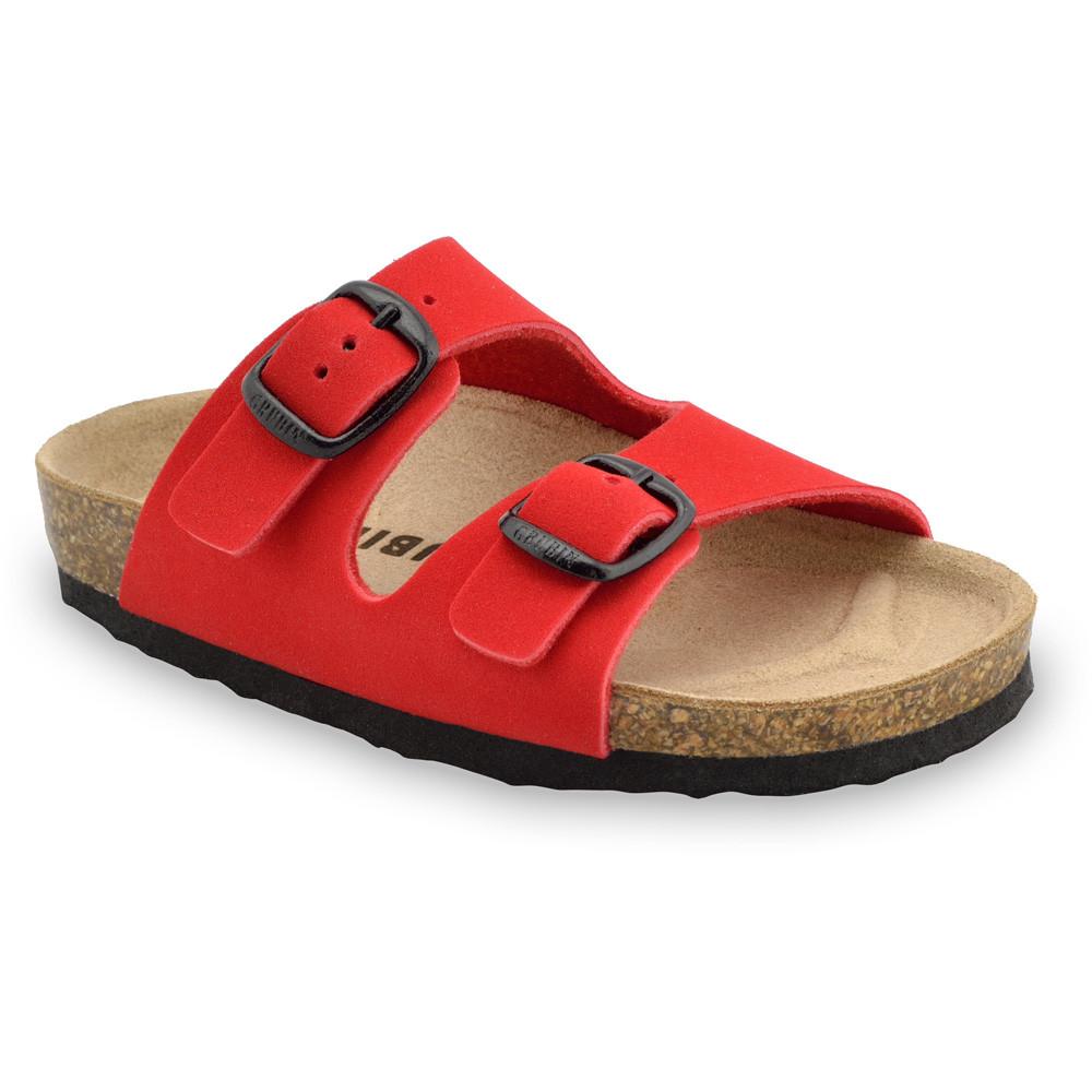 ARIZONA Kids slippers (30-35) - red, 35