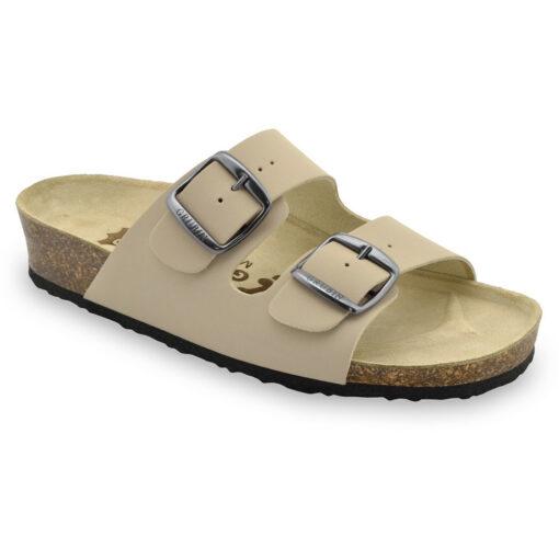 ARIZONA Women's slippers - leather (36-42)