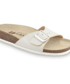 MADRID Women's leather slippers (36-42)