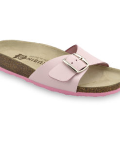 MADRID Women's slippers - leather (36-42)