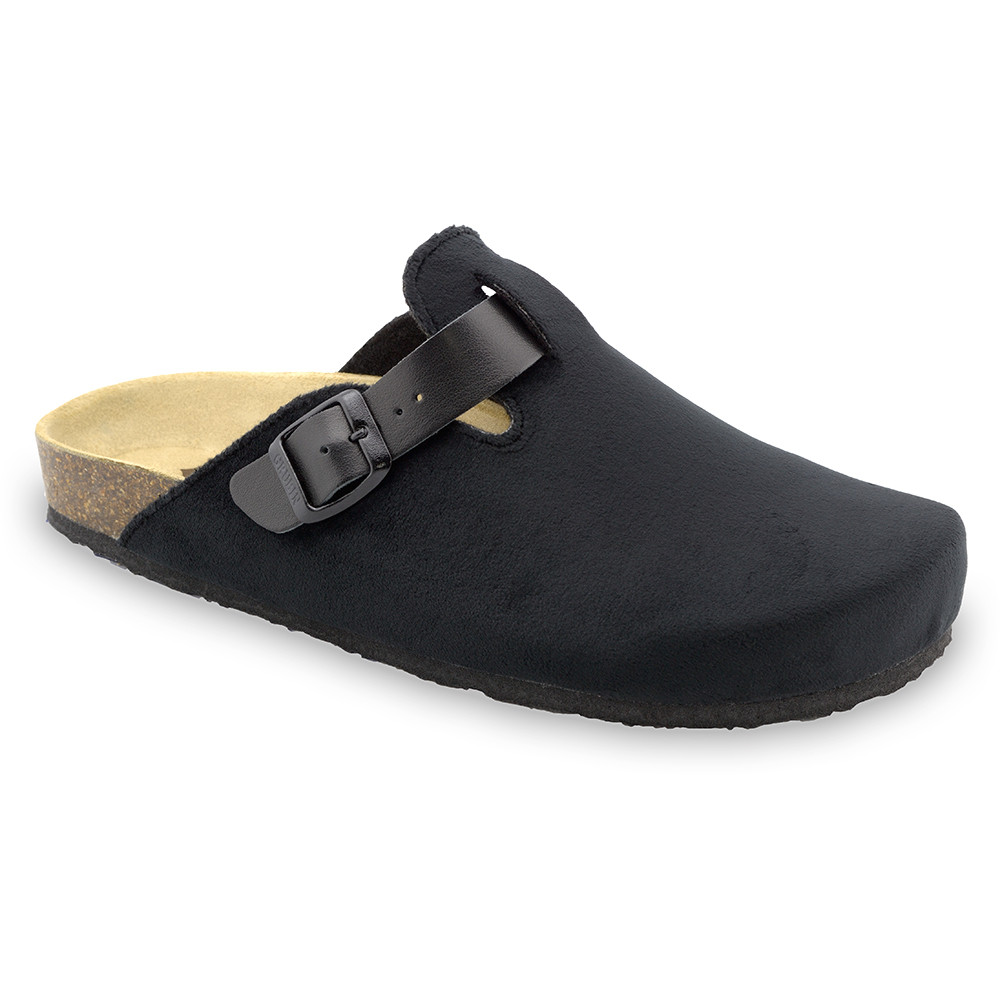 RIM Men's winter domestic footwear - plush (40-49) - black, 46