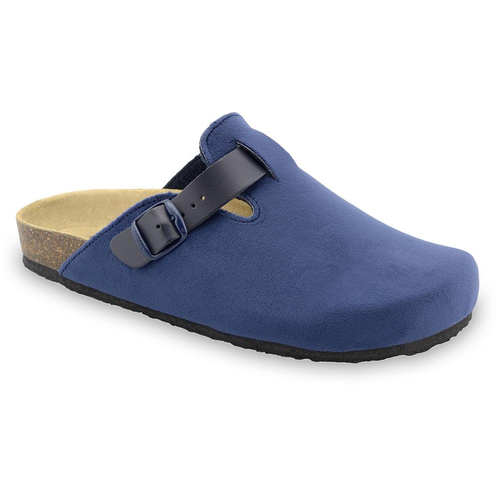 RIM Men's winter domestic footwear - plush (40-49) - blue, 47