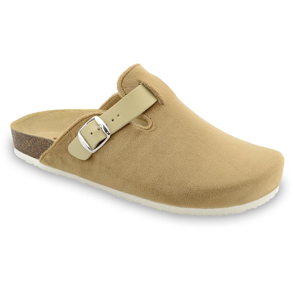 RIM Men's winter domestic footwear - plush (40-49) - cream, 42