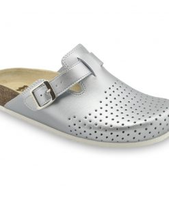 BEOGRAD Women's closed slippers - caste leather (36-42)