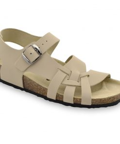 PISA Women's leather sandals (36-42)