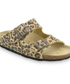KAIRO Women's slippers - leather (36-42)