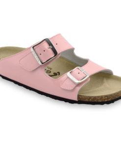 Kairat Women's leather slippers (36-42)