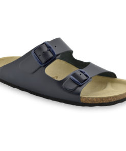 KAIRO Men's slippers - leather (40-49)