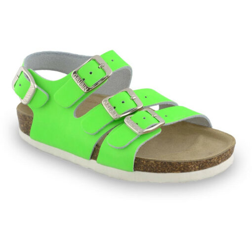 CAMBERA Kids leather sandals (23-29)