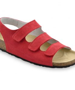 MEDINA Women's leather sandals (36-42)