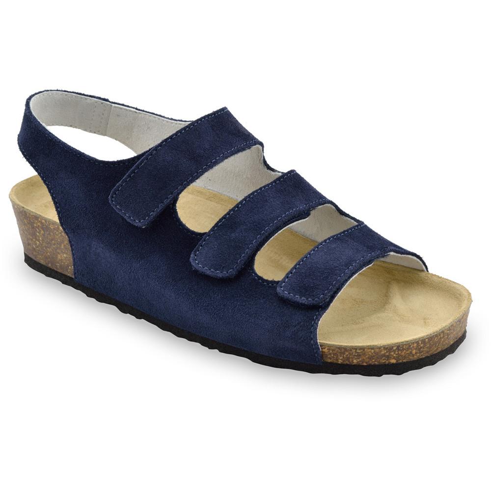 MEDINA Women's leather sandals (36-42)