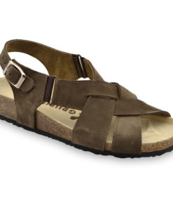 MONA Women's leather sandals (36-42)