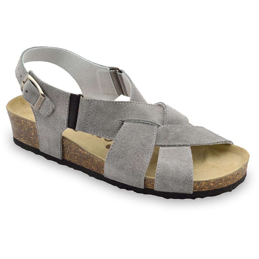 MONA Women's leather sandals (36-42)