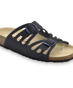 DERBY Women's slippers - leather (36-42)