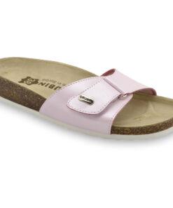 BRIGITTE Women's slippers - leather (36-42)