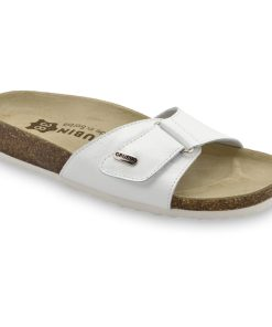 BRIGITTE Women's slippers - leather (36-42)