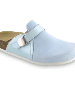 INDIO Women's closed slippers - plush (36-42)