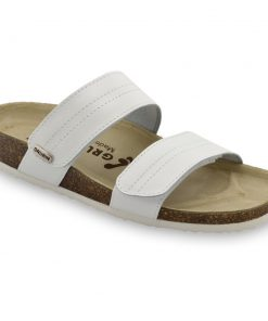 MALTA Women's slippers - leather (36-42)