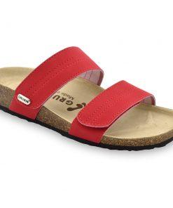 MALTA Women's slippers - leather (36-42)