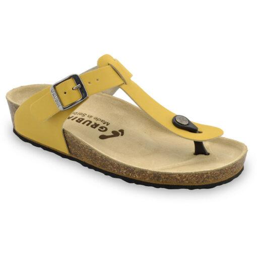 SAYONARA Women's flip flops - leather (36-42)