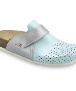 OREGON Women's closed slippers - caste leather (36-42)