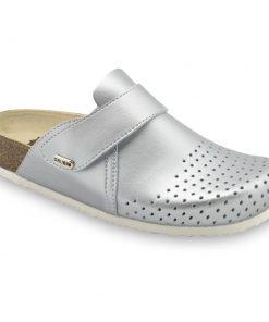 OREGON Women's closed slippers - caste leather (36-42)