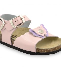 BUTTERFLY Kids sandals - leather (23-29)