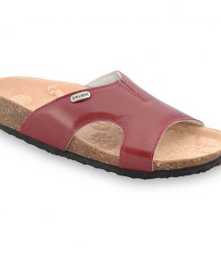 MARTINA Women's slippers - leather (37-41)