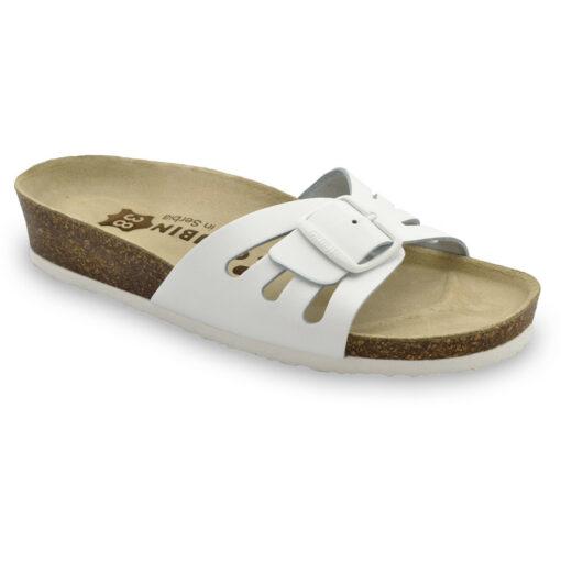 LOLITA Women's leather slippers (36-42)
