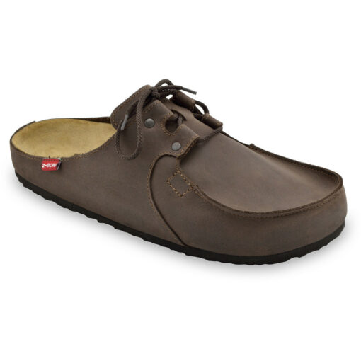 BOSFOR Men's shoes - leather (40-49)