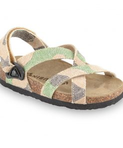 PITAGORA Kids sandals - cloth (23-29)