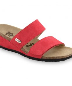 KRISTI Women's leather slippers (36-42)