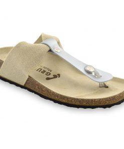 OSAKA Women's flip flops - cloth (36-42)