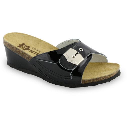 Daki Women's leather slippers (36-42)