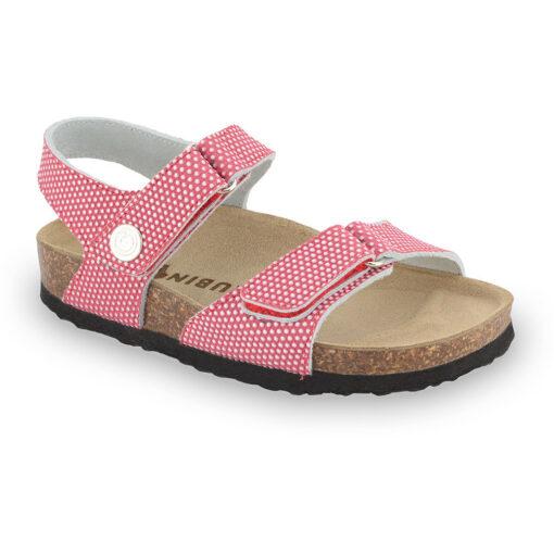 RAFAELO Kids sandals - caste leather (23-29)