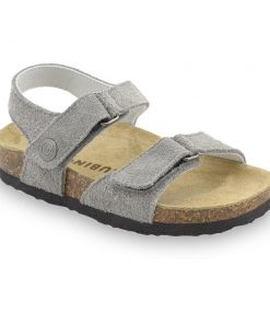 RAFAELO Kids sandals - suede leather (30-35)