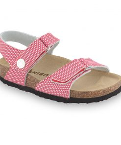RAFAELO Kids sandals - caste leather (30-35)