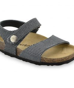 LEONARDO Kids sandals - caste leather (23-29)