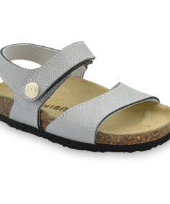LEONARDO Kids sandals - caste leather (23-29)