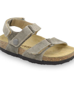 DONATELO Kids sandals - suede leather (23-29)