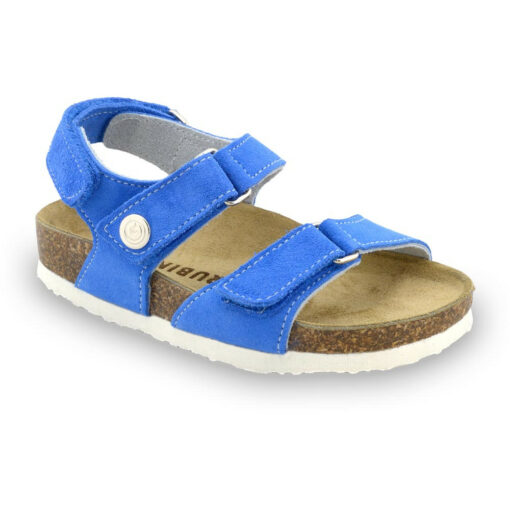 DONATELO Kids sandals - suede leather (30-35)
