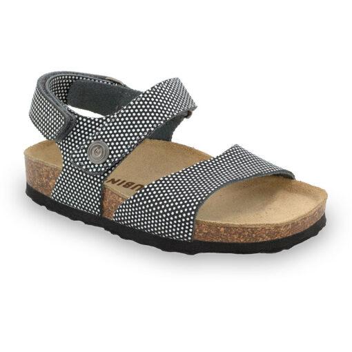 EJPRIL Kids sandals - caste leather (23-29)