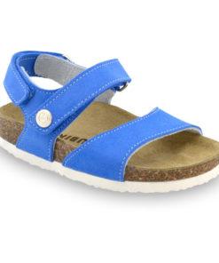 EJPRIL Kids sandals - nubuk leather (30-35)