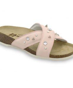 DAKOTA Women's slippers - leather (36-42)