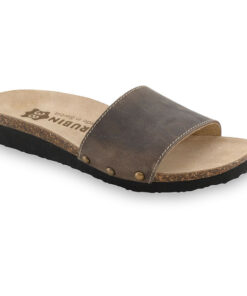 ALBINA Women's slippers - leather (36-42)